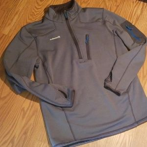 Avalanche pull over jacket small